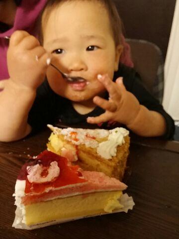 長女2歳誕生日
