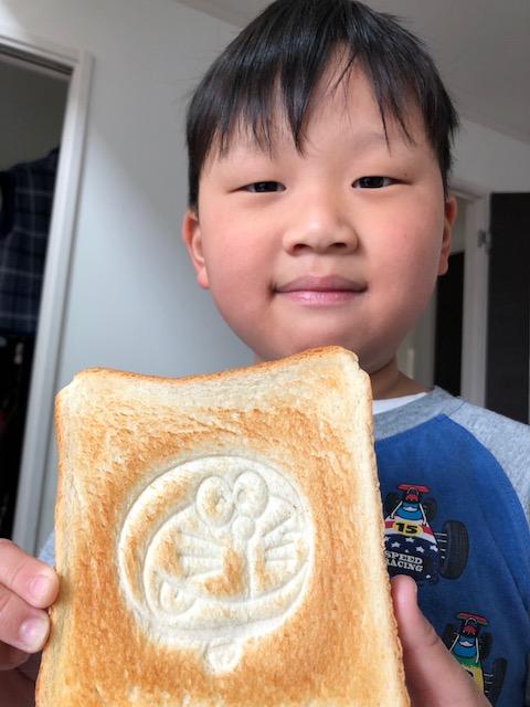 ドラえもんパン